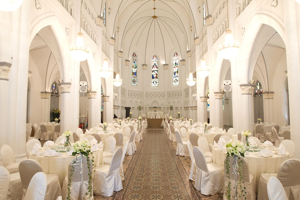 Top wedding venues in singapore picture perfect places to for Beautiful places for a wedding