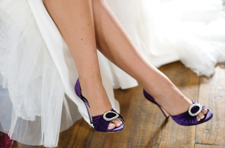Wedding shoes in Singapore: Where to buy or custom make your dream ...