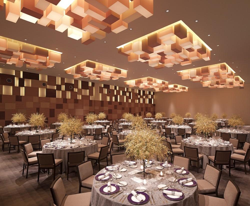 Grand Hyatt Singapore Grand Ballroom