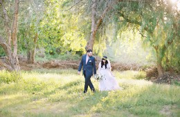 Ranch Wedding in Alpine, California