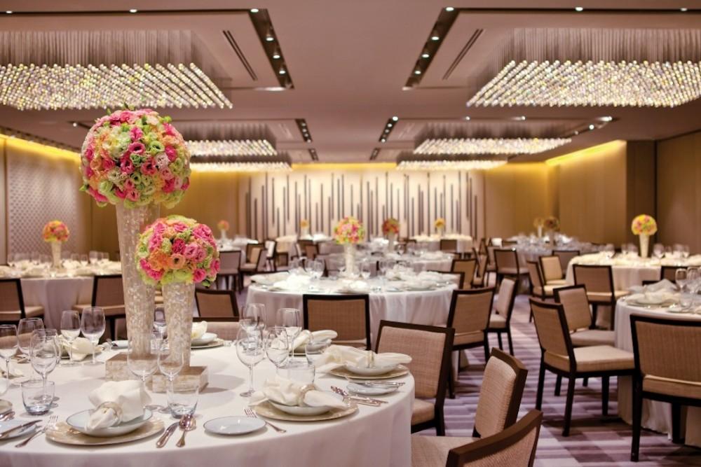 Grand Hyatt Singapore The Gallery