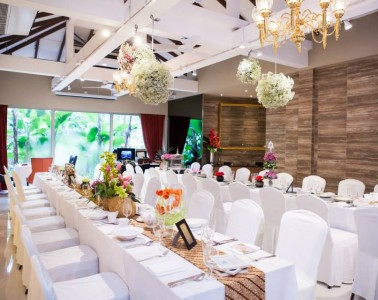 Villa Halia Singapore Wedding