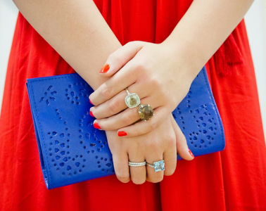 Engagement rings in Singapore: Temporary rings for marriage proposals