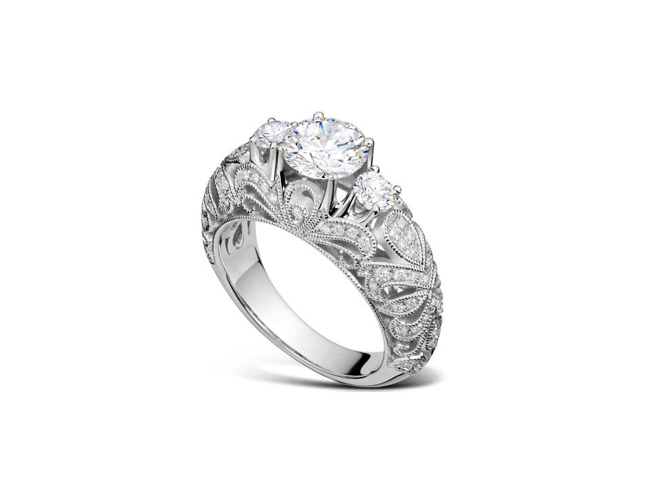 Lee Hwa Jewellery_Forevermark Aubrey ring