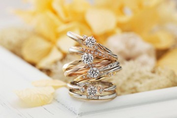 Venus Tears_Wedding Rings Singapore
