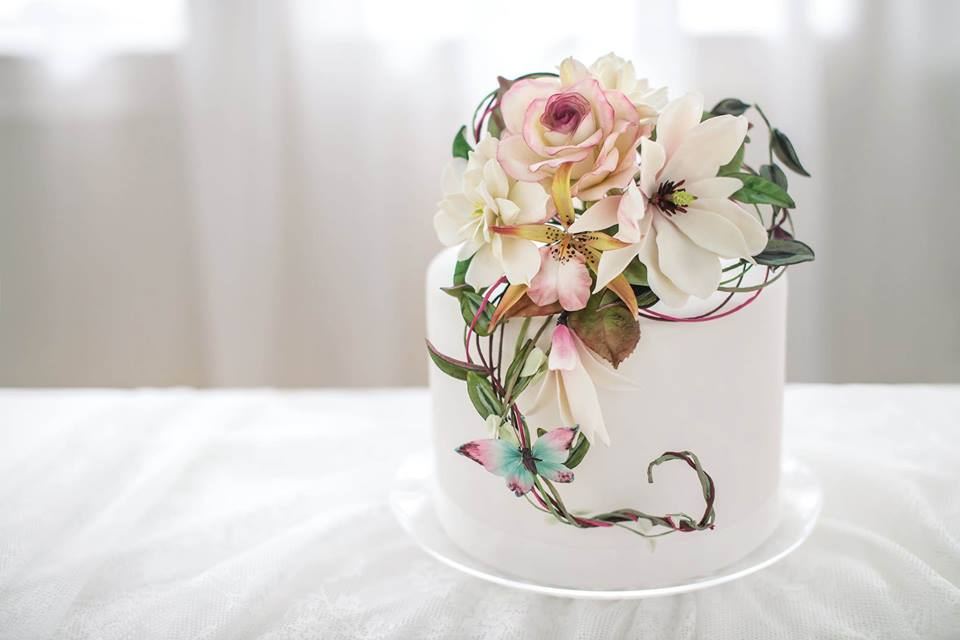 Wedding cakes Singapore_Mad About Sucre