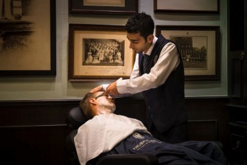 Men's grooming Singapore Truefitt & Hill