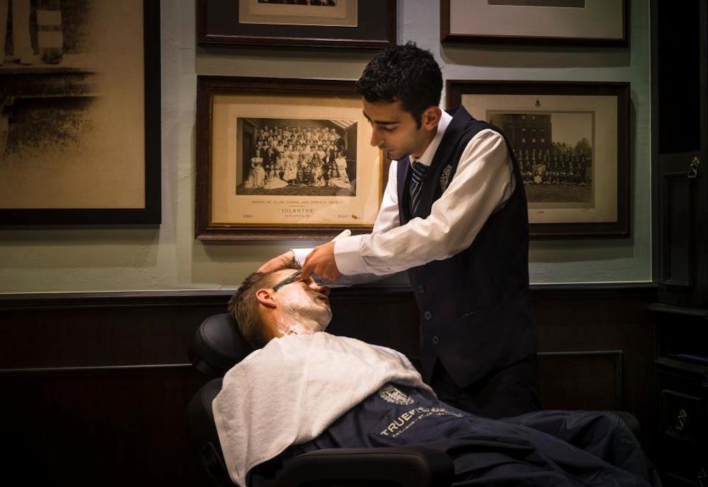 Men's grooming Singapore Truefitt & Hill