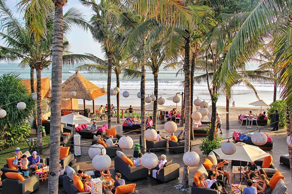 WooBar at W Bali