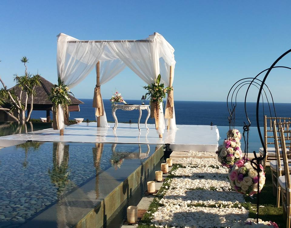 Wedding planners in Bali: Bali Dream