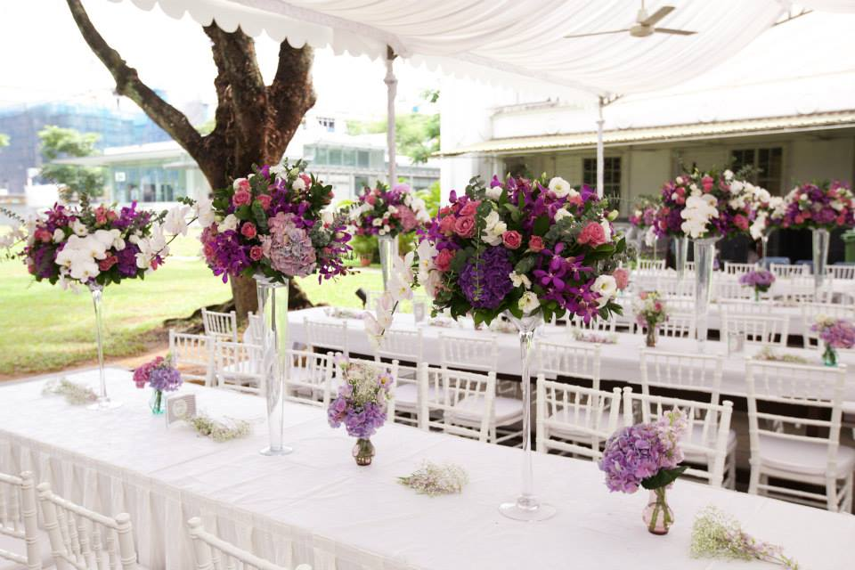 Wedding planners in Singapore: Spellbound Weddings