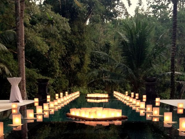Weddings at The Villa Sanctuary Bali