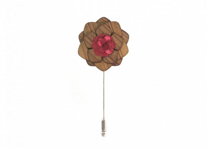 AssembleSG Wooden Lapel Pin_Naiise