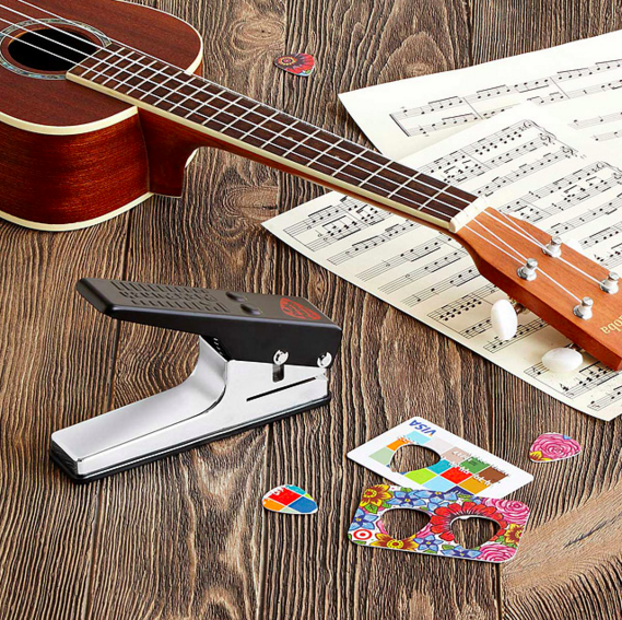 Guitar pick punch_Uncommon Goods
