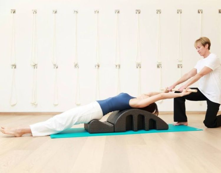 Pilates studios in Singapore - COMO Shambhala