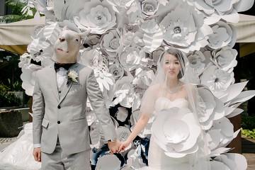 Grand Hyatt Wedding Singapore_Josh n Vivian