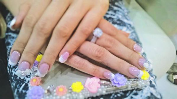 Wedding nail salons in Jakarta: Kimi