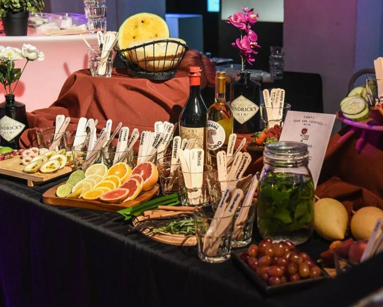 Mobile cocktail bars in Singapore: Pop-up bartender and mixologist services to hire for weddings and parties