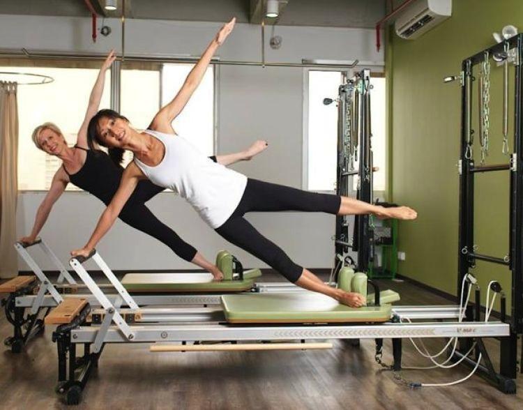 Pilates studios in Singapore - Breathe Pilates