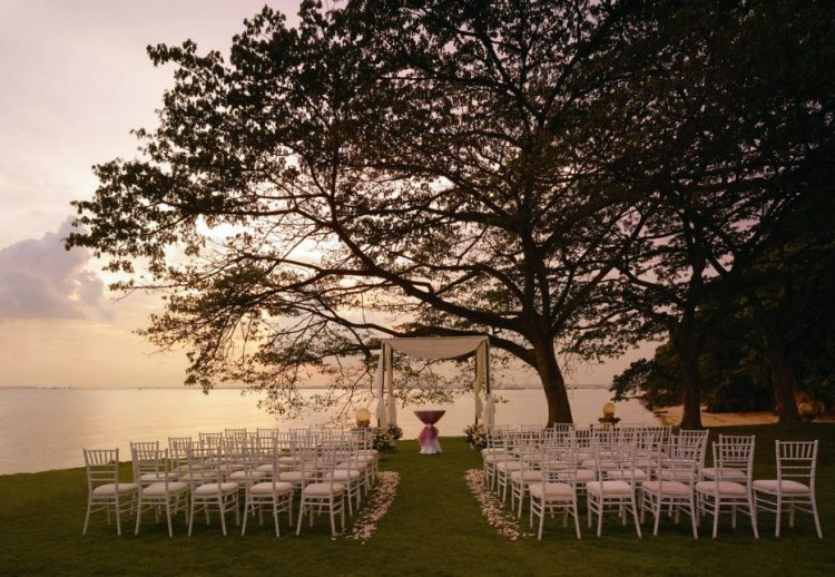 Outdoor Wedding Venues In Singapore Gorgeous Garden And Beach Locations To Get Married In