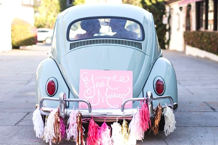Wedding Car Rentals In Singapore Where To Hire Volkswagen Beetles