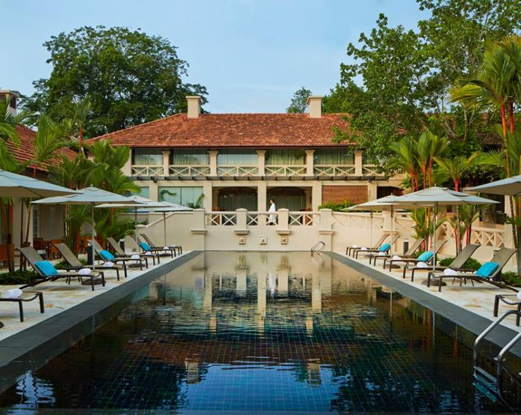 Hen nights in singapore boutique hotels and luxury stays for Villa du jardin singapore