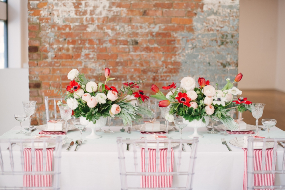spring wedding tablescapes: five gorgeous floral arrangement ideas