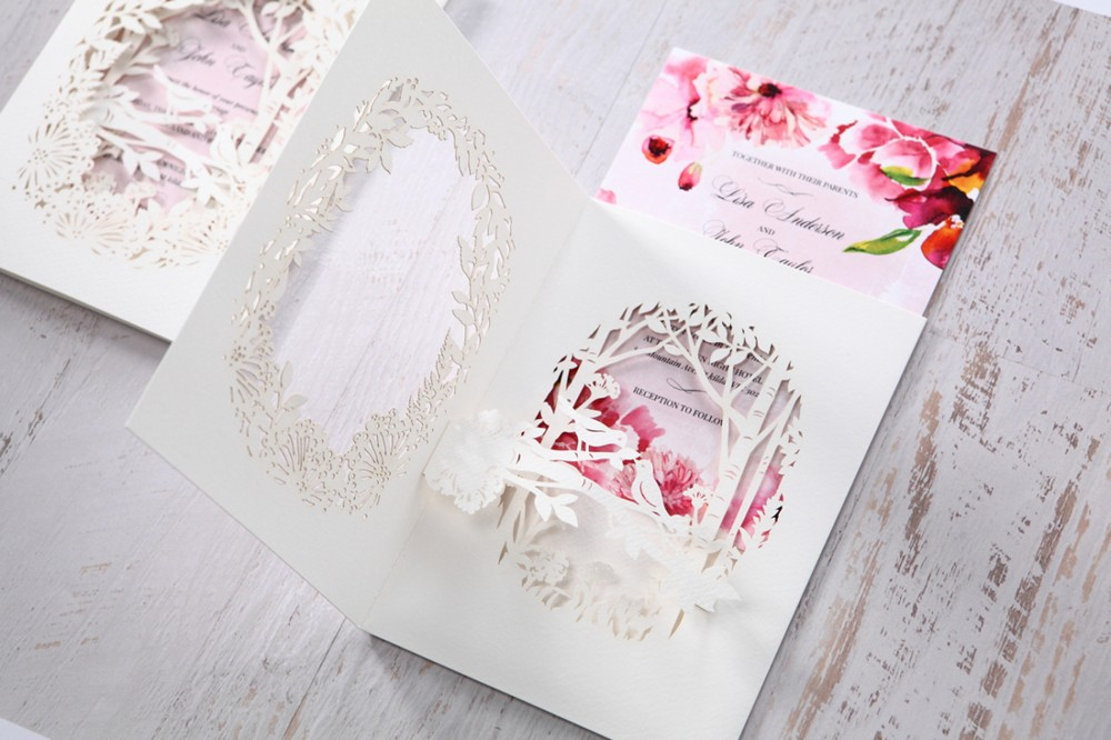 Wedding stationery and invitiations Guide to printing techniques