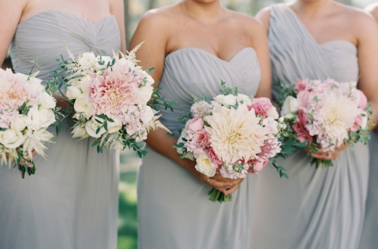 Wedding décor inspiration: How to add Pantone Colours of 2016 in your wedding Honeybrides