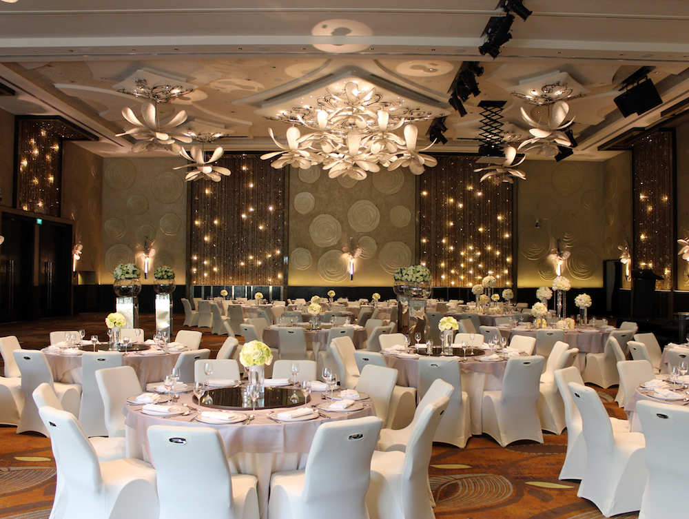 hotel venues in singapore plan a koreaninspired wedding
