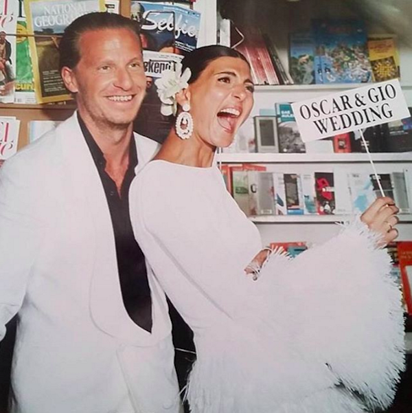 Weddings in Italy: Giovanna Battaglia's epic destination wedding in Capri