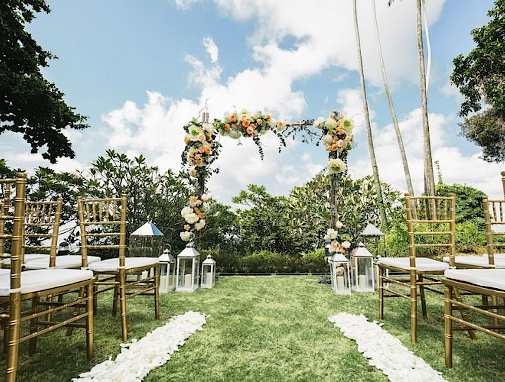 Top wedding venues in singapore picture perfect places to for Top wedding venues in the us