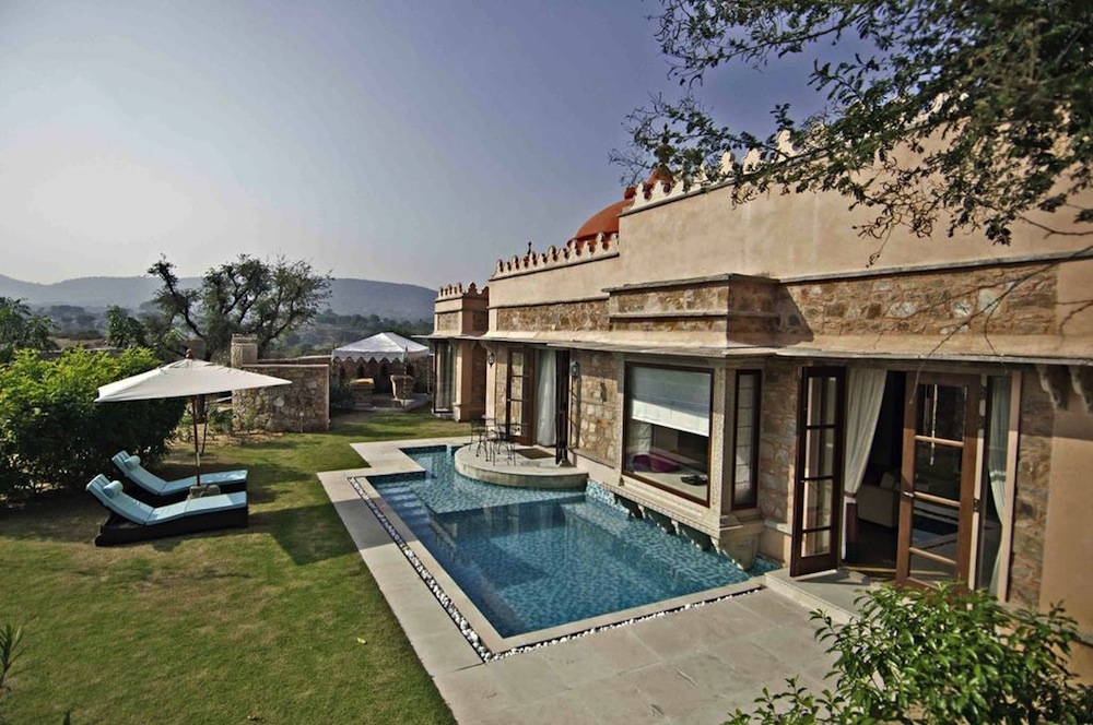 Tree of Life Resort & Spa in Rajasthan, India