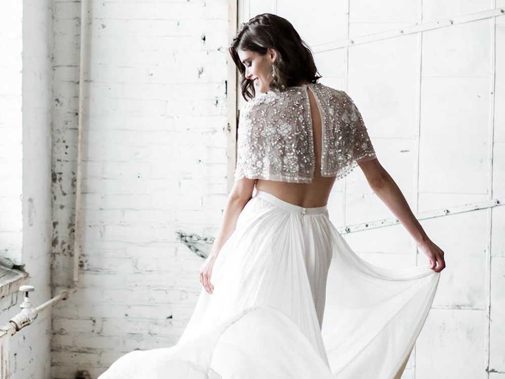 Designer wedding dresses best gowns at new york bridal for Top decorators new york