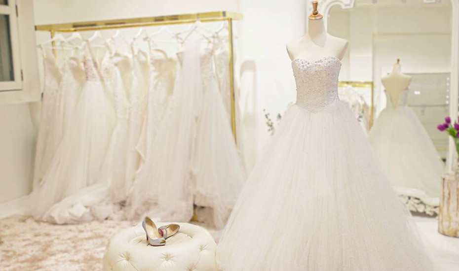 Bridal boutiques in Singapore. Jessica Cindy
