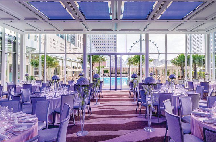 Conrad Centennial wedding | Honeycombers Singapore