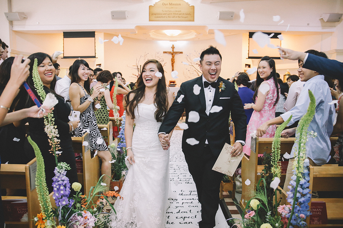 Real Weddings Singapore