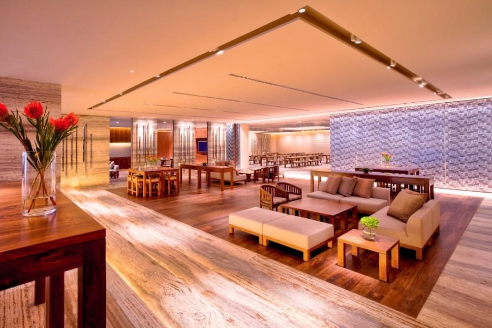 Grand Hyatt Singapore Lounge gallery