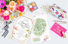 Wedding invitation cards in Singapore: 20 printers to order stylish custom made stationery