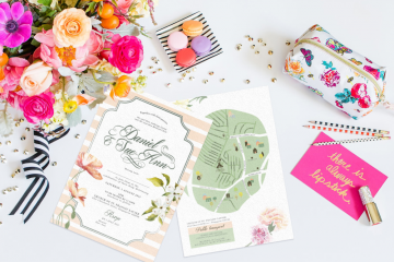 Wedding invitation cards in Singapore: 20 printers to order stylish custom made stationery