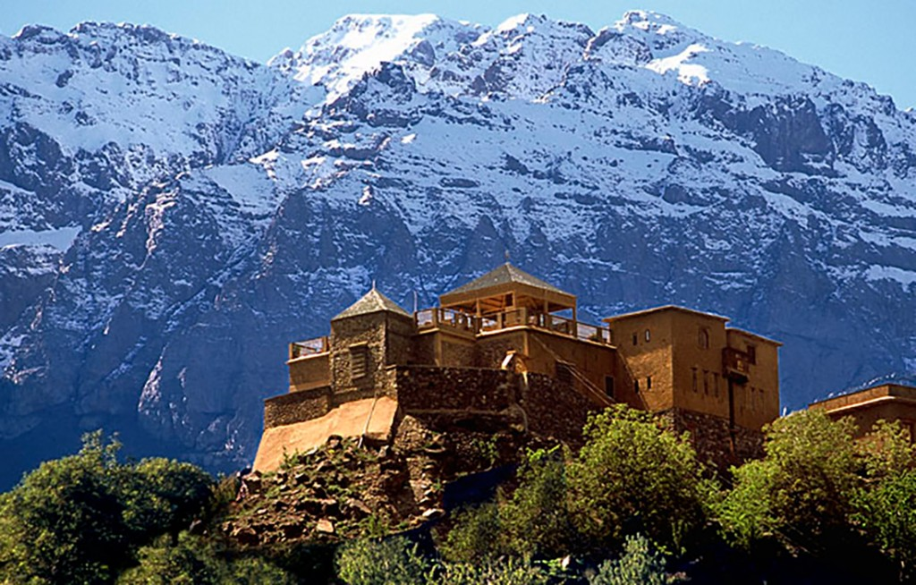 Kasbah Du Toubkal, The Atlas Mountains