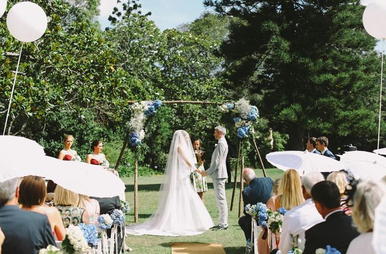 vaucluse wedding