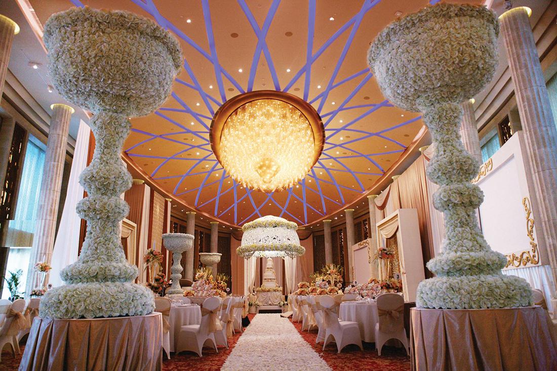 Hotel Kempinski Jakarta Honeybrides