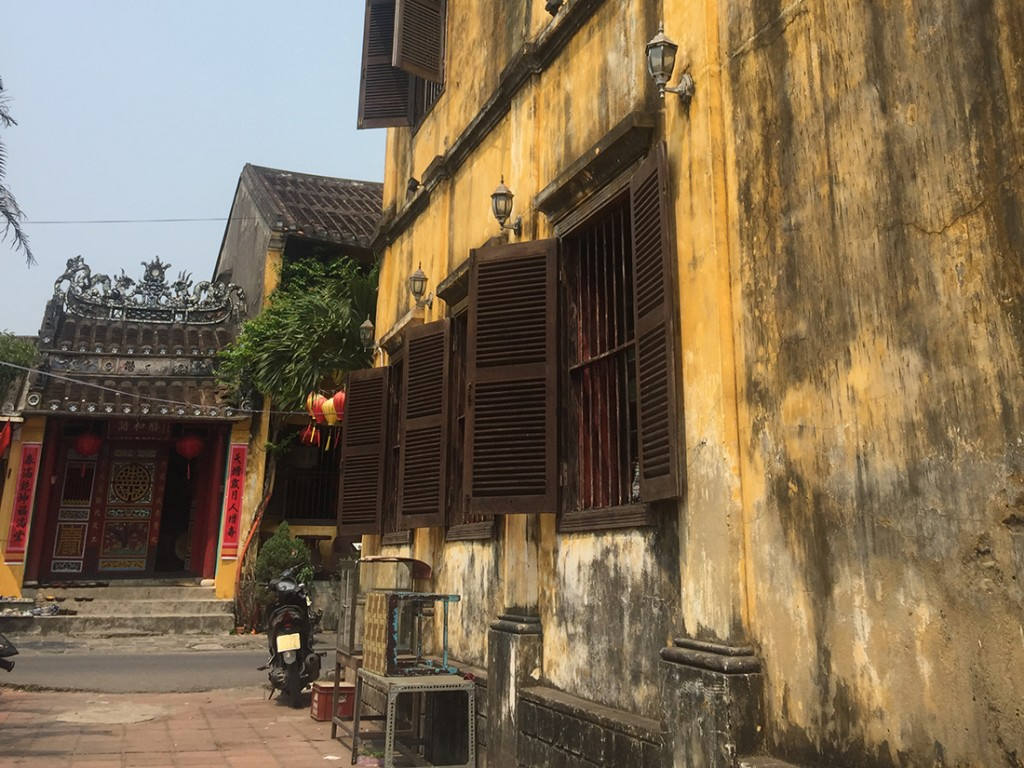 Wander through the many historic streets while you're at it