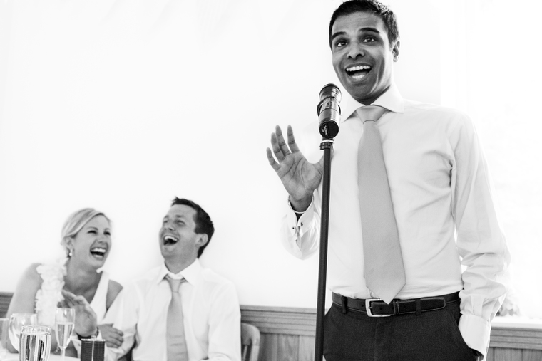 speeches | What guests in a wedding do care about
