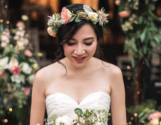 Wedding makeup artists in Singapore: Beauty experts to call for your big-day makeover - HoneyBrides
