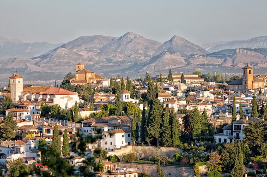 Granada-Spain-Honeymoon