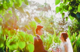 Outdoor weddings in Singapore: Useful tips for a beautiful al fresco ceremony