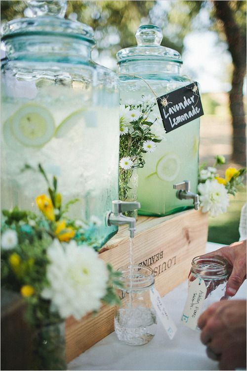Lavender lemonade_The Wedding Chicks