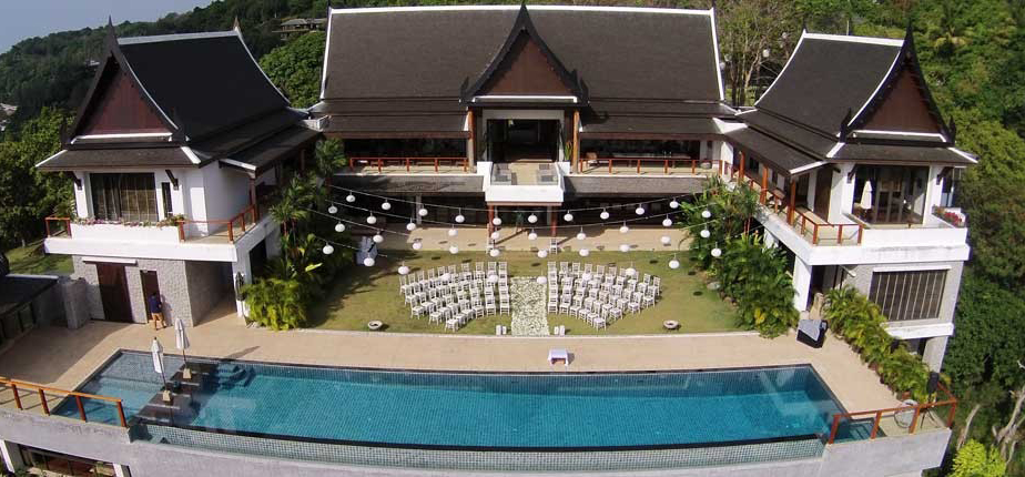 Villa I (photo: Marry Me Thailand